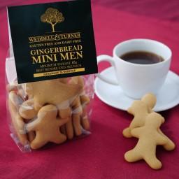 Gingerbread Mini Men