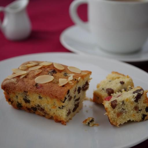 Genoa Cake