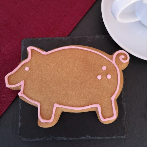 Gingerbread Pig