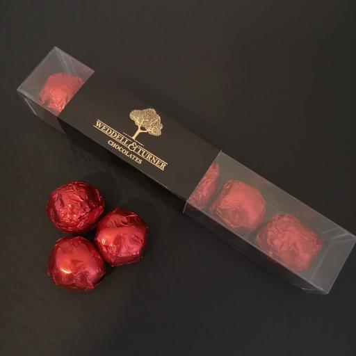 Cherry Liqueur Truffle